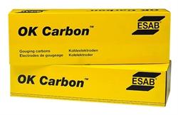 Электроды угольные омедненные OK CARBON™ - фото 4352