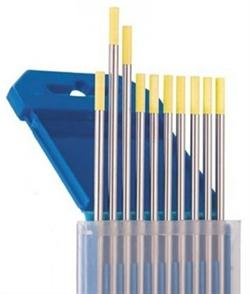 Вольфрамовые электроды WL-15 (Золотистые) - фото 4365