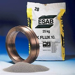 Сварочный флюс ESAB OK Flux 10.72 - фото 4715