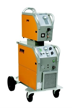 Сварочный полуавтомат SYNERGIC.PRO2® 350-4W/350-4WS - фото 5283