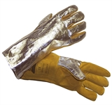 Перчатки сварщика ESAB Heavy Duty Aluminium 250 С°
