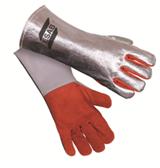 Перчатки сварщика ESAB Heavy Duty Aluminium 500 С°