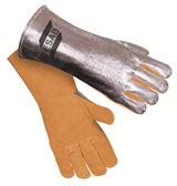 Перчатки сварщика ESAB Heavy Duty Aluminium 1500 С°