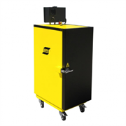 Шкаф для прокалки и хранения электродов SDE-100