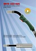 Горелка сварочная MHS 222-520 EURO (Holch)